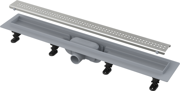 Alca Plast Bodenablaufrinne / Duschrinne APZ9 Simple