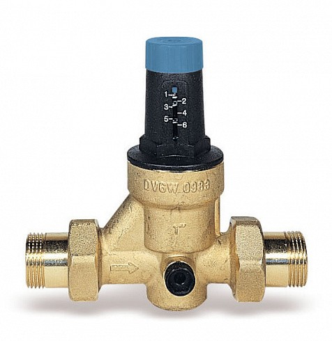 Watts Wasserdruckminderer DRV/N 1-6 bar