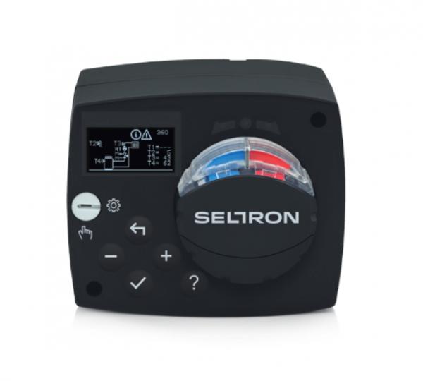 Seltron Promatic AHC40 - Universeller Regler mit Stellmotor