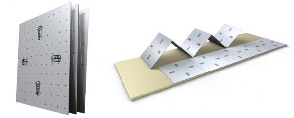 Roth FlipFix Verlegeplatten für Tackersystem - VPE 25 m²