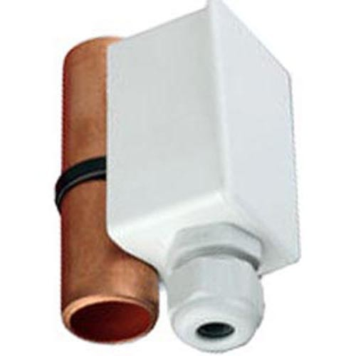 Anlegetemperaturfühler PT1000 mit Kunststoffgehäuse