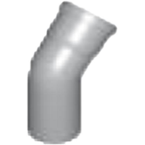 Intercal Abgassystem Bogen 45° - DN80