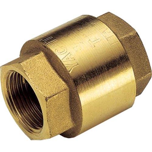 Hochtemperatur - Rückschlagventil mit Ventilteller aus Metall