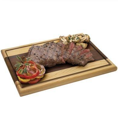 Holzplatte - grilling plank aus Ahorn