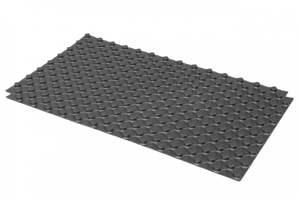 Noppenmatten für Fußbodenheizung 1400x800x20 mm