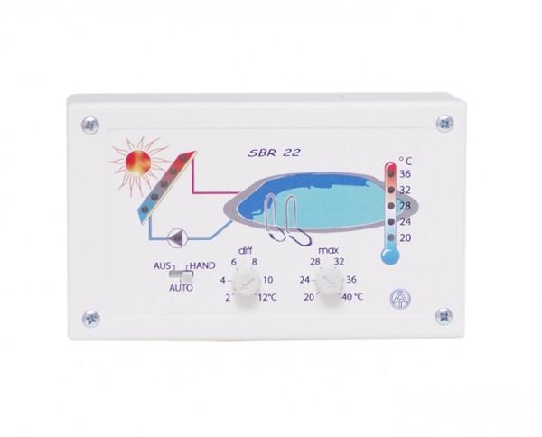 Technische Alternative SBR22 Schwimmbadregelung