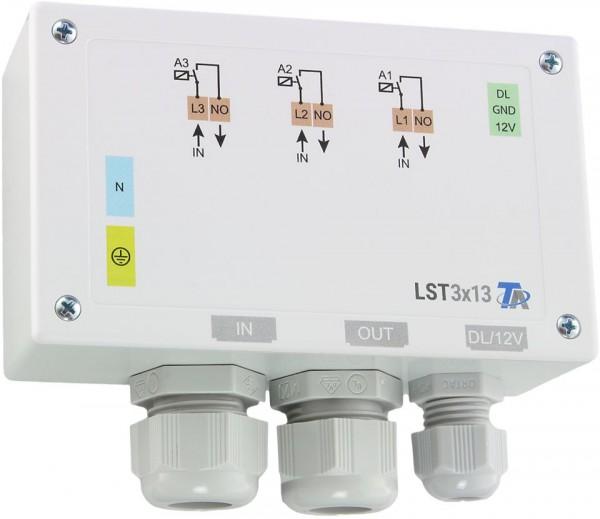 Technische Alternative ATON - Leistungssteller 3x 3000 W
