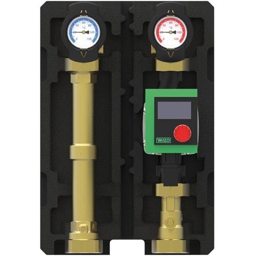PAW Pumpengruppe D31-DN25 - direkt / ungemischt