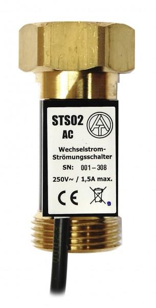 Technische Alternative Strömungsschalter STS02 - 230V AC / 1,5A
