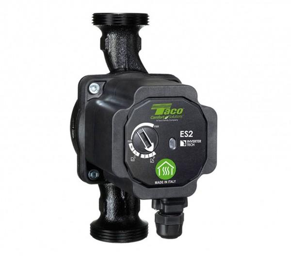 "Taconova Zirkulationspumpe / Brauchwasserpumpe ES2 PURE 15-40 / 130 mm / G 1"""