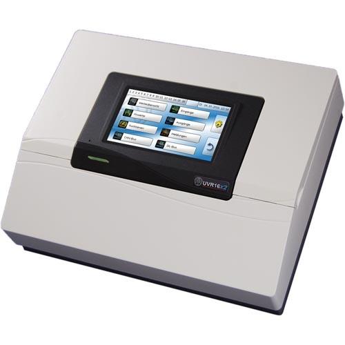 Technische Alternative UVR16x2K mit Konsole