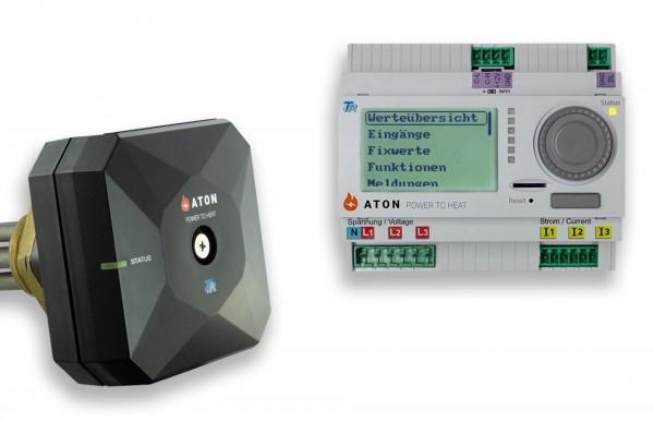 Technische Alternative ATON - Heizstab und CAN - Energiezähler