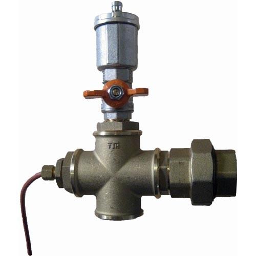 Anschlussset für Vakuumröhrenkollektoren