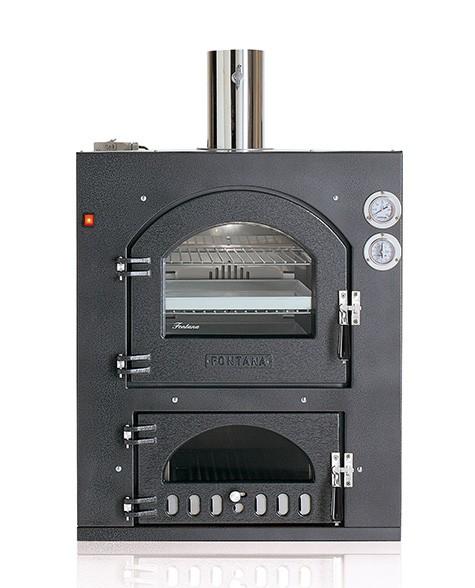 Fontana Holzbackofen MAXI INC 100x65 QV