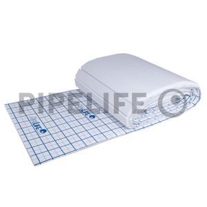 Rolljet EPS-Isolierung 30 mm für Tackersystem für Fußbodenheizung - 10 m²