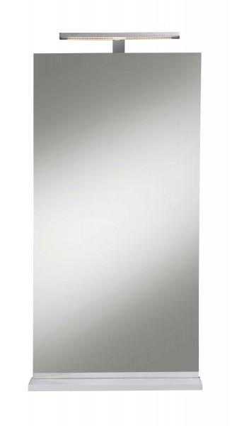 Badmöbel Serie PICO - Spiegelelement mit Ablage