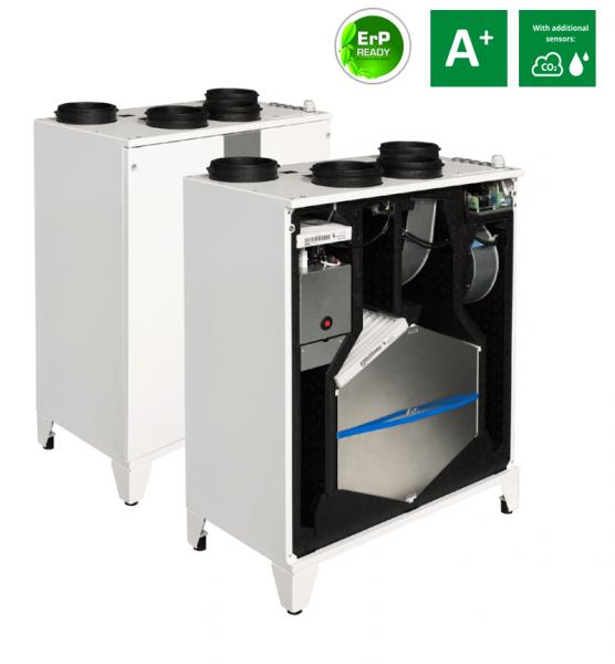 Salda A+ Lüftungsgerät - Smarty 3X V