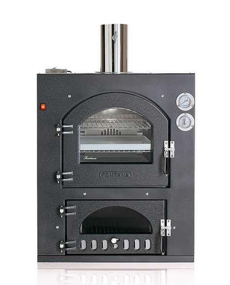 Fontana Holzbackofen MAXI INC 80x65 QV
