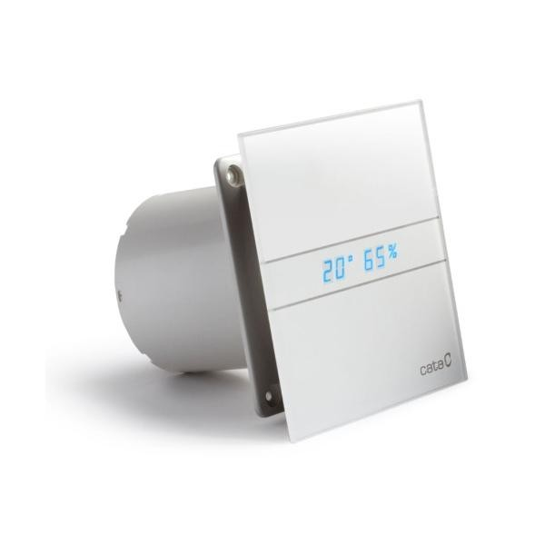 Cata Wandventilator E100-GTH mit Hygrostat und Timer