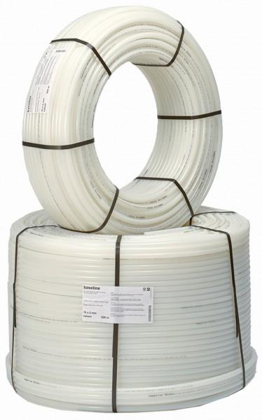 HPG Fußbodenheizungsrohr Flexolen 17x2 - weiß
