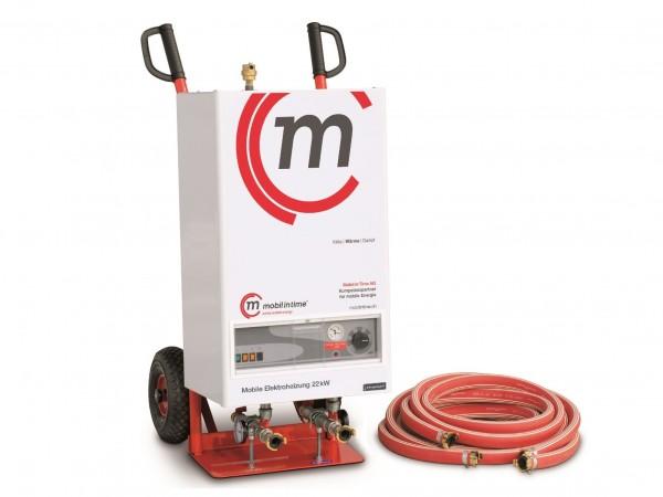Mobile Elektroheizung EH