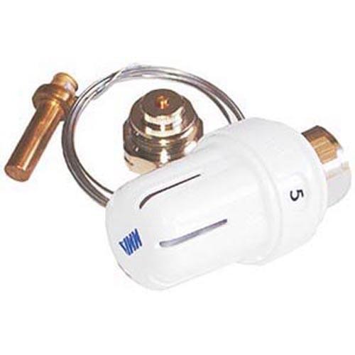 Festwert Regelkopf TT-MTWZ-M für Regelstationen 10 - 60 °C