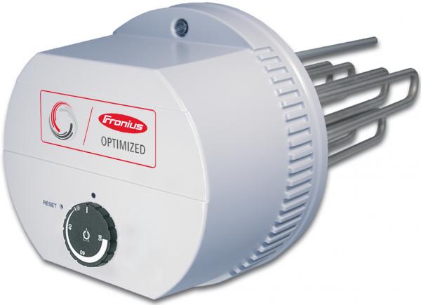 Askoma Elektro Flansch (Ø180mm) Heizstab AHFOR-BI-OP für Fronius Ohmpilot / stufenlose Regelung