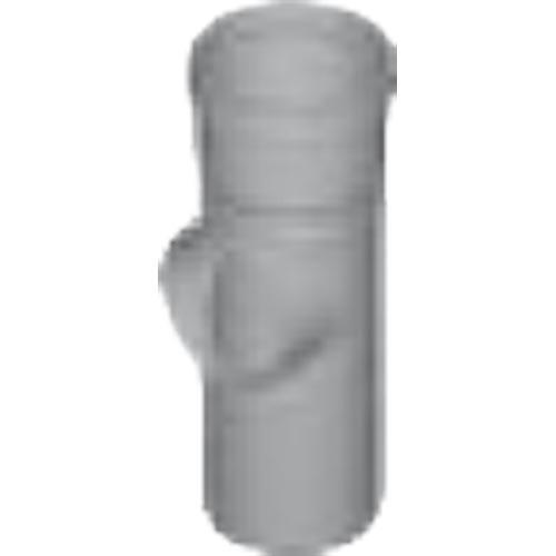 Intercal Abgassystem Rohrstück - DN80 - mit Kontrollöffnung